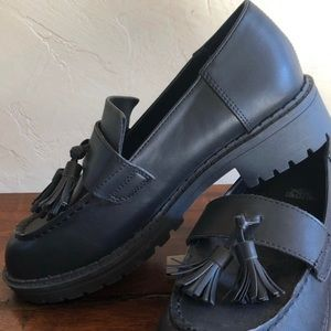 🔆2 for $20🔆 NWOT Wild Fable black preppy loafer